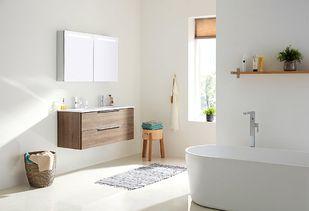 Badkamermeubel met spiegelkast bekijk de vele mogelijkheden