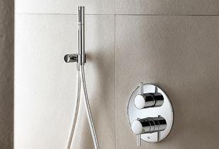 Inbouwkraan voor in de douche