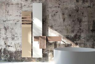 Design radiator in verschillende kleuren
