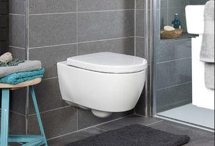 Veilige badkamer met soft close toilet