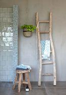 Teak houten badkamer van echt teak hout