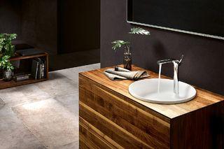 Moderne badkamer - Baden+