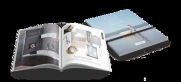 Scandinavische woonstijl in de badkamer - Banner - Badkamerboek