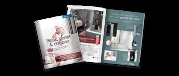 Complete badkamers - Banner - actiefolder aanvragen