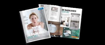 Hansgrohe douchesystemen - Banner - actiefolder aanvragen