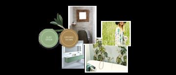 Douchecabine voor een kleine badkamer - Banner - Badkamer moodboard [g]