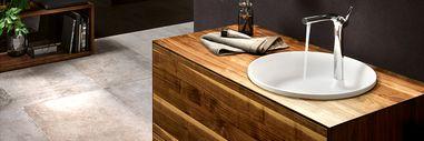Badkamers - Moderne badkamers