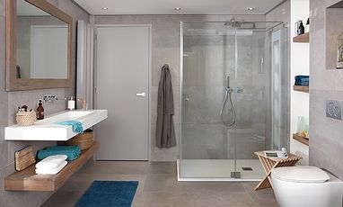 Luxe badkamers - Maatwerk badkamer