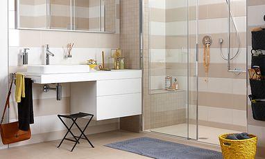 Comfortbadkamers - Senioren badkamer