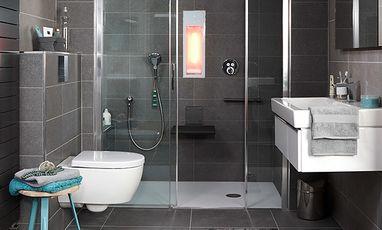 Comfortbadkamers - Veilige badkamer