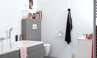 Familie badkamers - Budget badkamer