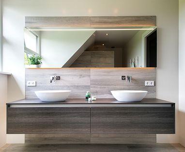 Badkamermeubel met wastafel - polaroid-binnenkijken-fam-vd-Valk