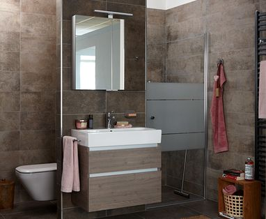 Ontwerp - Inspiratie: voor een kleine badkamer