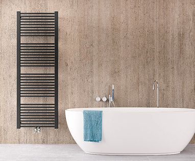 Mix & Match Toilet - Mix & Match Radiator