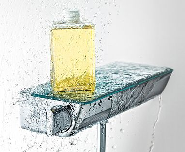 Hansgrohe showerselect - Hansgrohe ecostat thermostaatkraan