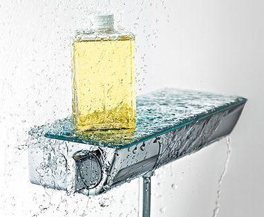 Hansgrohe showerselect - Hansgrohe ecostat thermostaatkraan