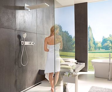 Hansgrohe showerselect - Hansgrohe douchesystemen