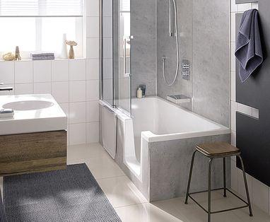 HSK RenoDeco - HSK Dobla: ligbad en douche in één