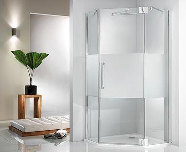 HSK Dobla: ligbad en douche in één - HSK Douchecabine