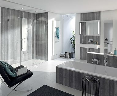 HSK Dobla: ligbad en douche in één - HSK RenoDeco