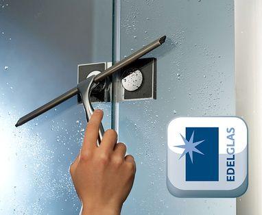 HSK Dobla: ligbad en douche in één - HSK Edelglas