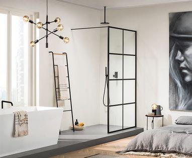 Inspiratie - Industrieel: ideeën voor uw badkamer