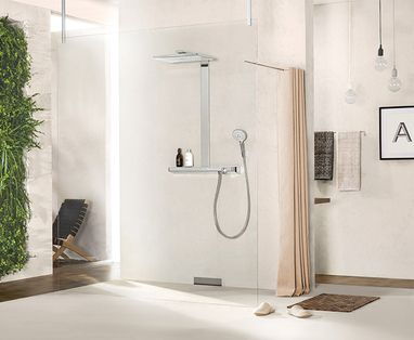 Inloopdouche Met Sanitair : Van bad naar inloopdouche baden