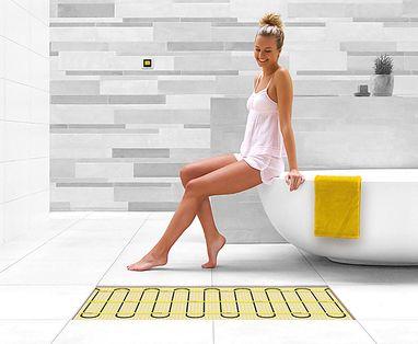 Tegels in de badkamer - polaroid-merk-magnum-vloerverwarming