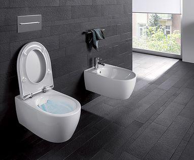 Sphinx badkamermeubels - Sphinx Rimfree toilet