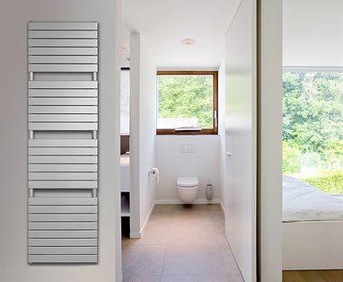 Verwarming in de badkamer - polaroid-merk-vasco