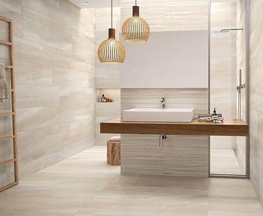 Houtlook Tegels Badkamer : Tegels in houtlook: volop mogelijkheden voor de badkamer aart van