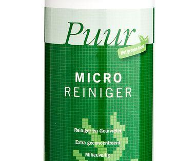 Sanitair reiniger - Micro reiniger