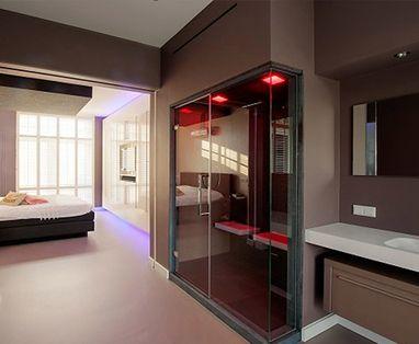 Binnenkijkers - Designbadkamer in Oosterbeek