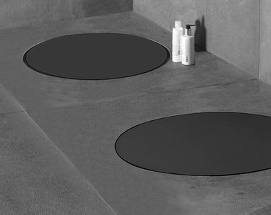Easy Drain doucheput - Easy drain design douchegoot