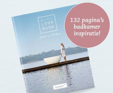Inspiratie - Baden+ badkamer inspiratieboek