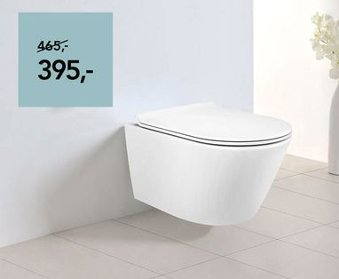 Acties - Actie toilet Mix & Match brochure