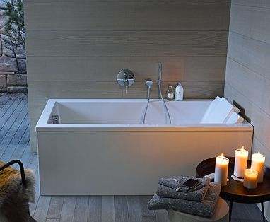 Duravit badkamermeubelen - Duravit Me by Starck badkamer serie