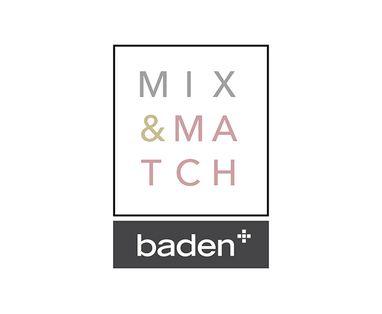 Mix & Match Kraan - Baden+ huismerk
