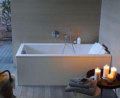 Inspiratie - Maak van uw badkamer een thuisspa