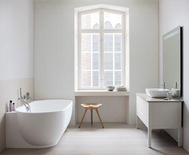 Baden - Tips voor een kleine badkamer met bad