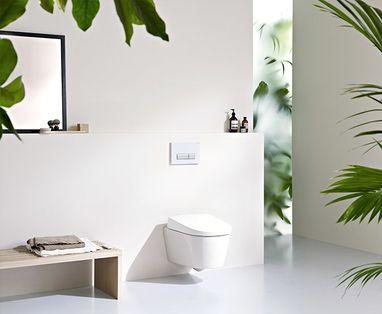 Inspiratie - Het toilet schoonmaken? Zo doet u dat