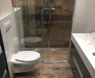 Inspiratie - Kleine badkamer in Woerden