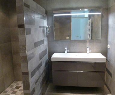 Inspiratie - Badkamer en toilet in Zaandam
