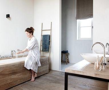 Inspiratie - Spa-ritueel in de badkamer