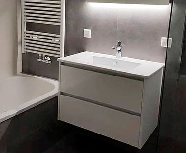 Inspiratie - Complete badkamer in Utrecht