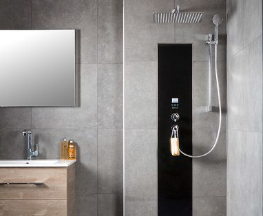 Xenz baden - Xenz Upfall shower