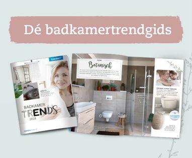 Acties - Badkamer trendgids 2018