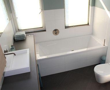 Kijk binnen bij inspirerende badkamers badkamerid