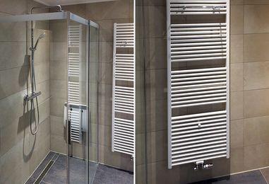Tegels Badkamer Lelystad : Kijk binnen bij inspirerende badkamers de wilde tegels en sanitair