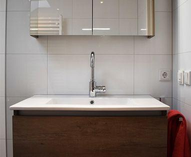 Inspiratie - Ruimtelijke badkamer in Mijdrecht